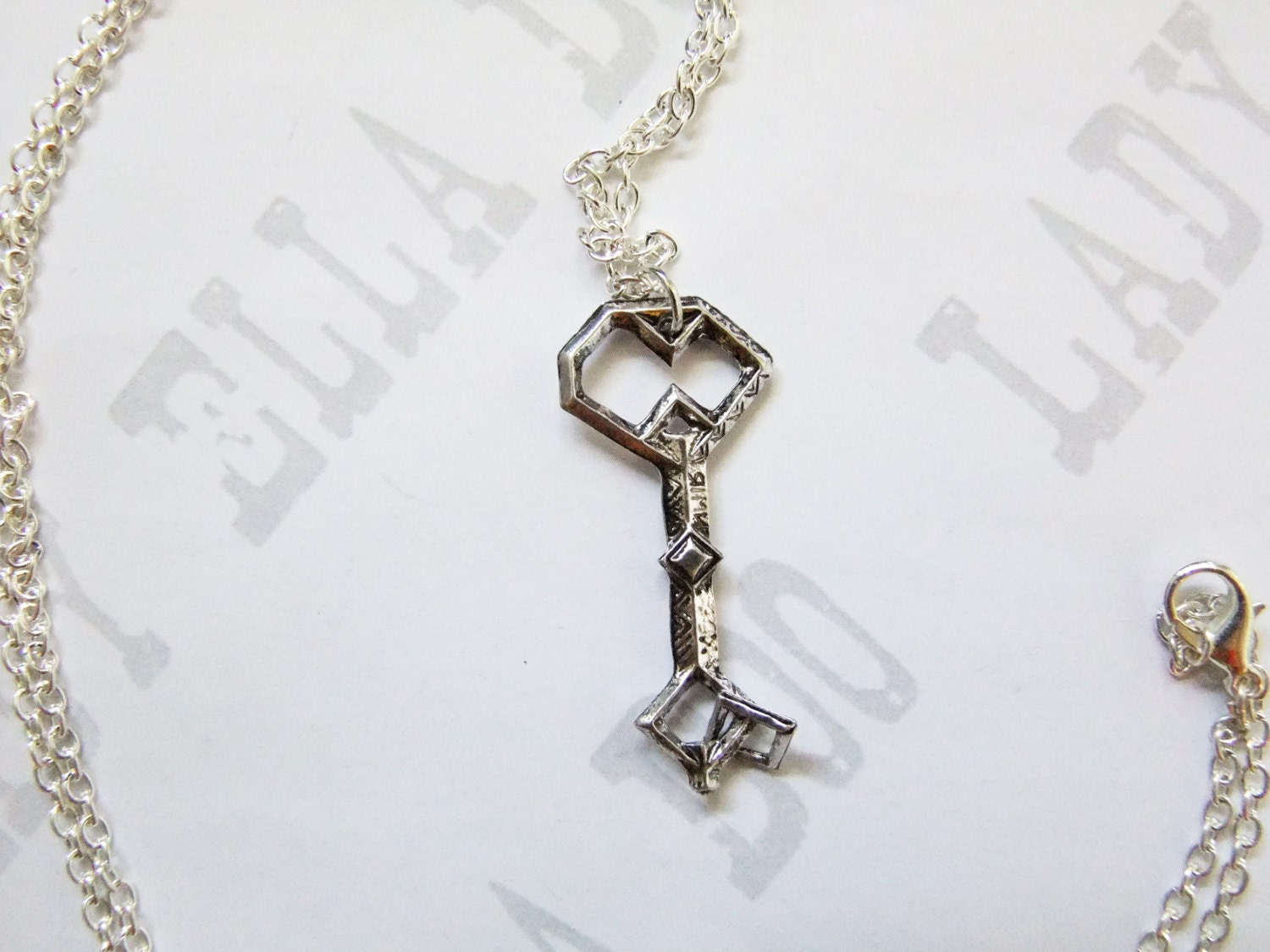 Thorin's key necklace