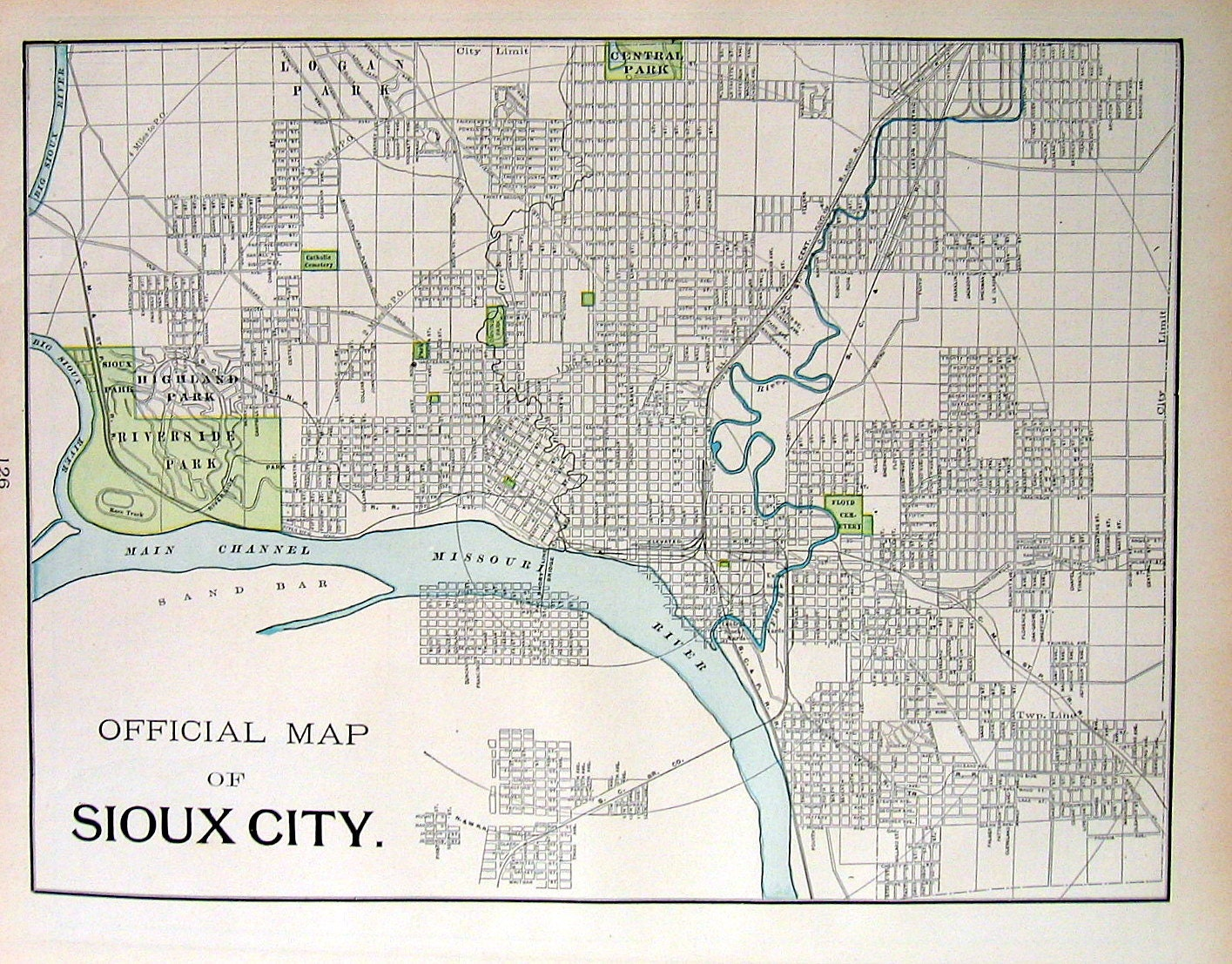 Council Bluffs Iowa And Map Submited Images  Pic2Fly