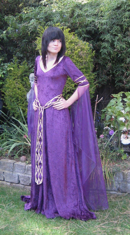 Wedding Dresses Pagan Celtic Wedding Dresses