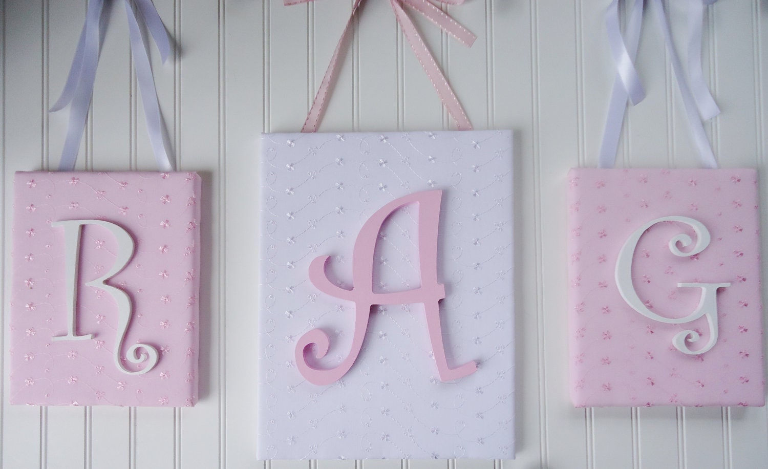 Wall decoration letters nursery : Wall decor letters for nursery homes decoration tips