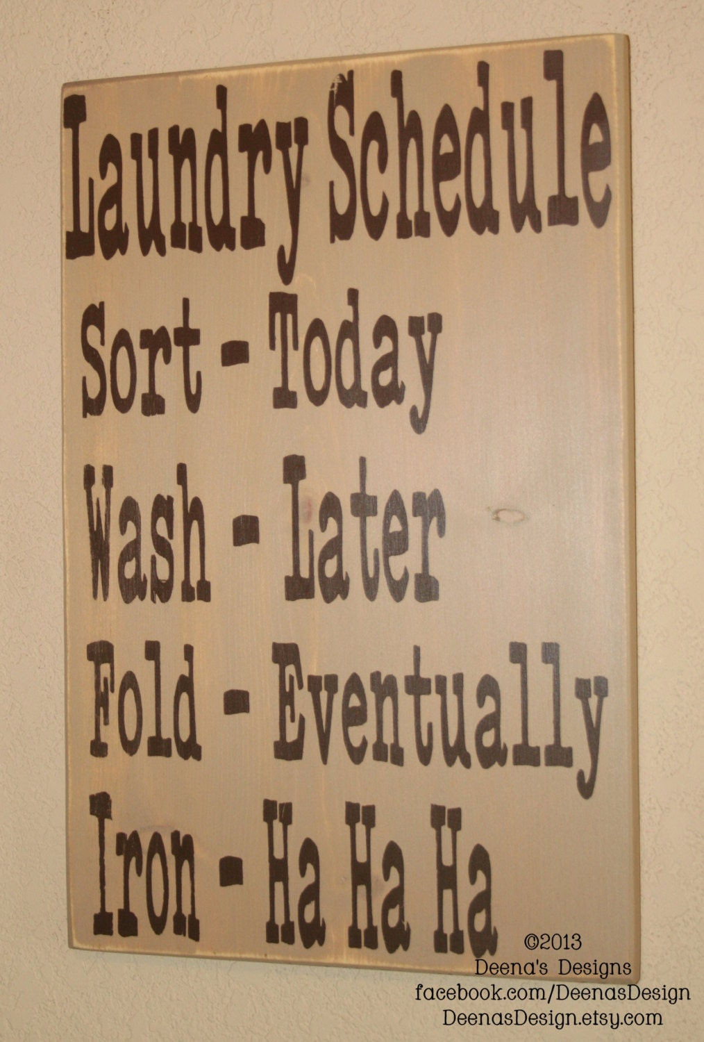laundry schedule laundry room decor laundry sign by