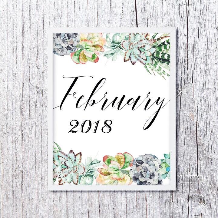 February 2018 | Etsy