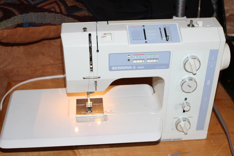 bernina 1020 sewing machine