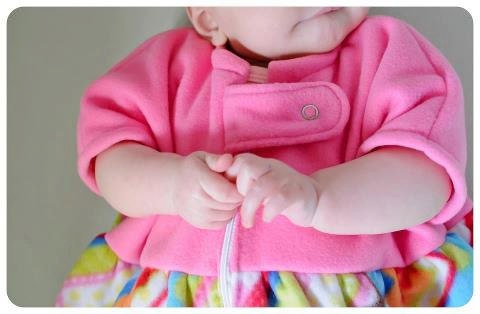 Pea Pod Baby Snuggle Sack | Diagnosis Knitter