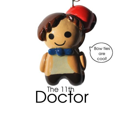 Doctor Who: the 11th Doctor cell phone charm - myKobito