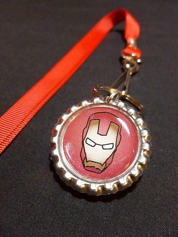 Avengers Lanyard