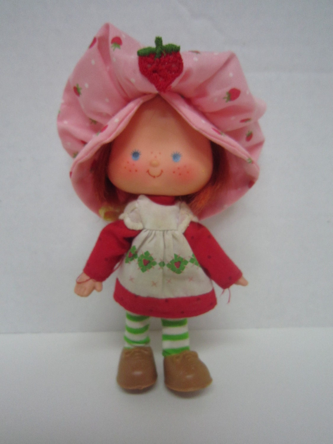 Vintage Strawberry Shortcake Doll by therustywagonshoppe on Etsy