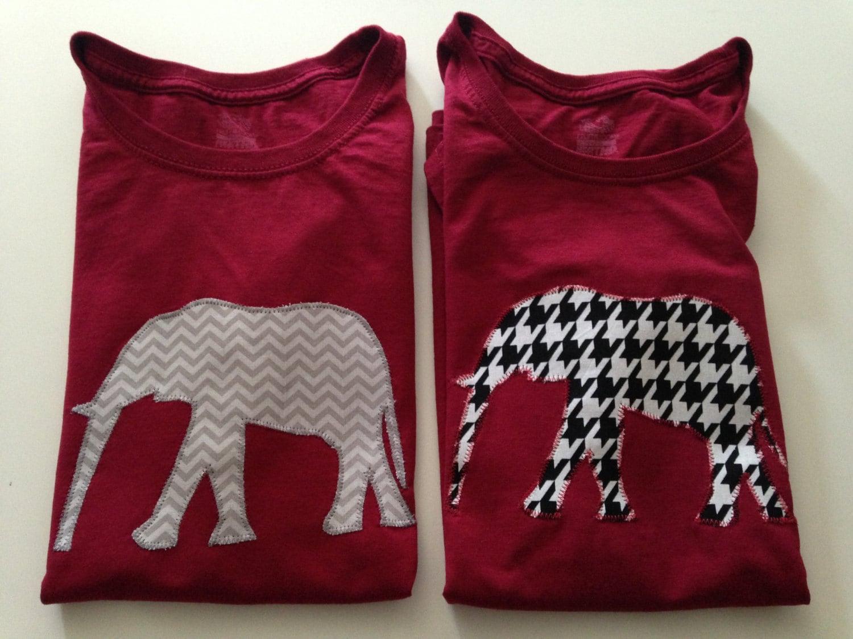 Alabama elephant t shirts