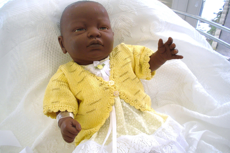 PDF Knitting pattern. Baby/Toddler. Bolero/shrug by JaminaRose