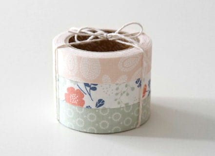 mt masking tape (mt, washi tape) fabric stickers - Wedding Decro series (set of 3 rolls) - mooishops