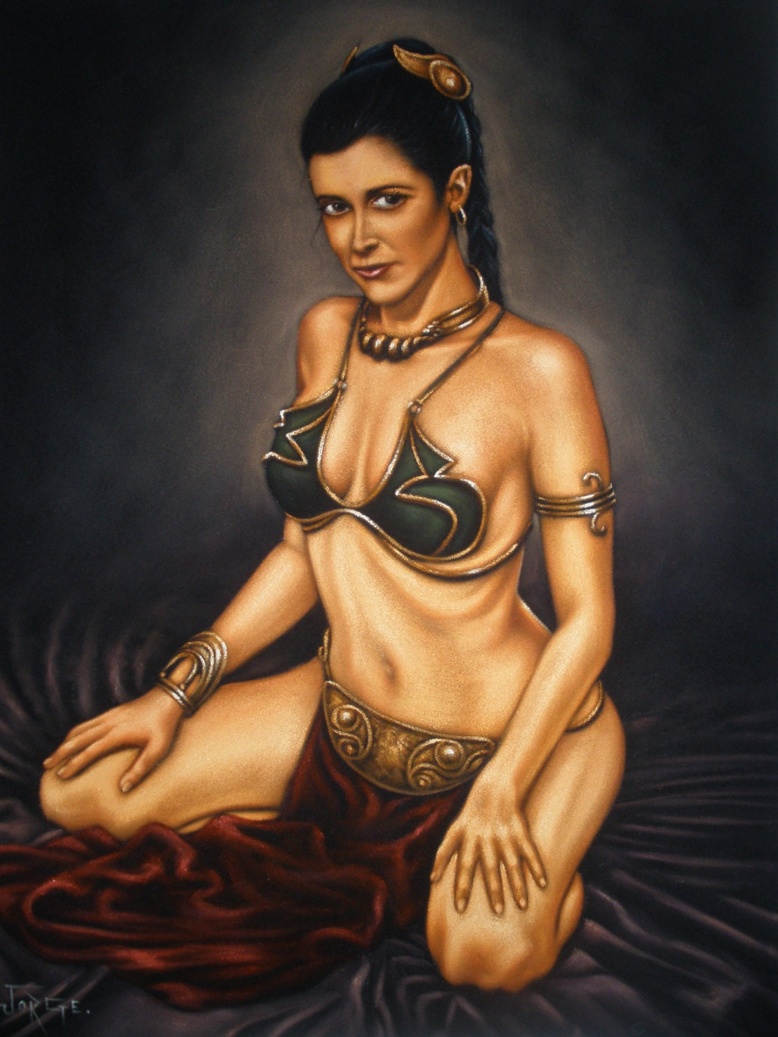 Princess leia sexy wallpapers hentay clip