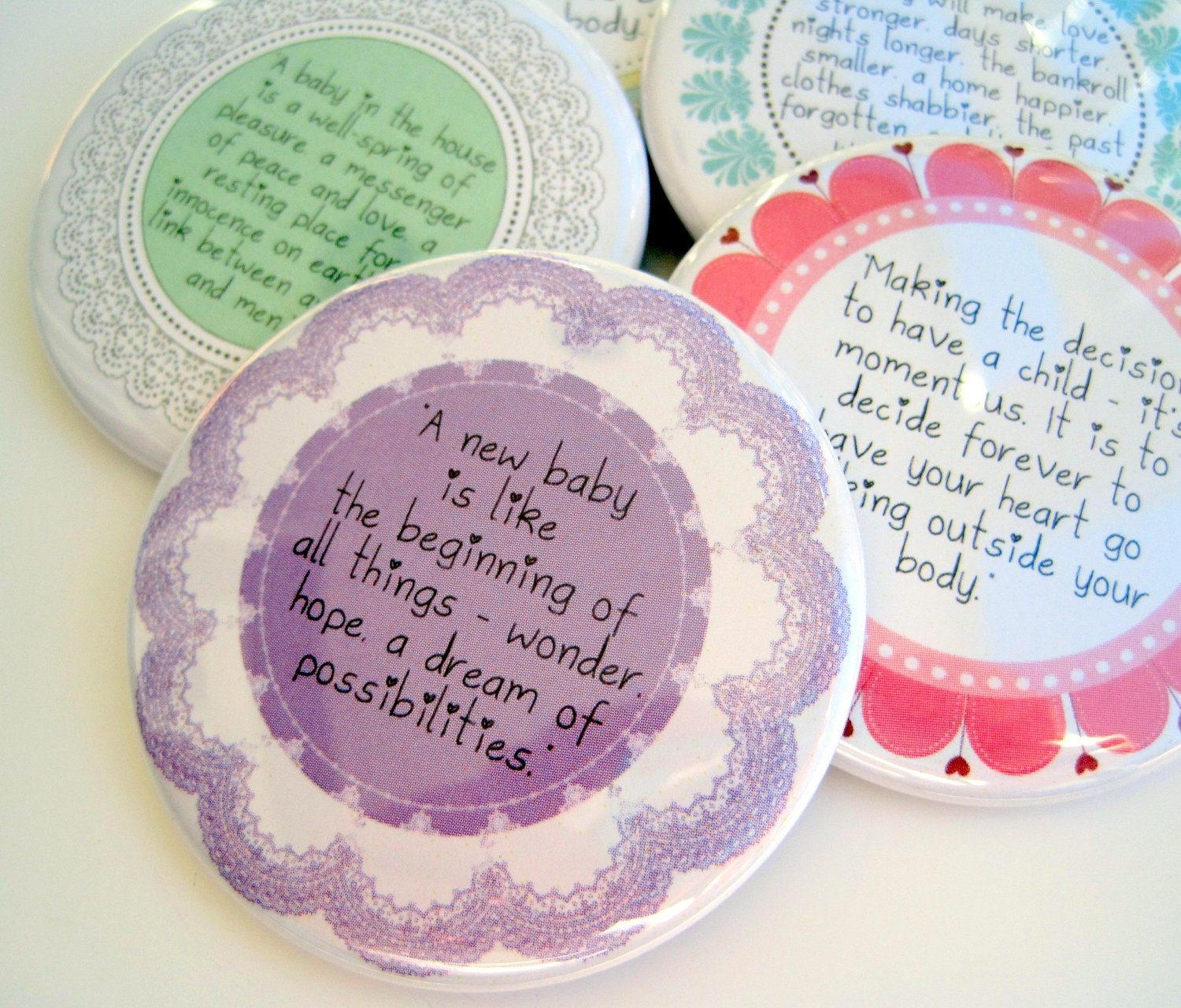 Baby Shower Favor Sayings 1500 x 1281