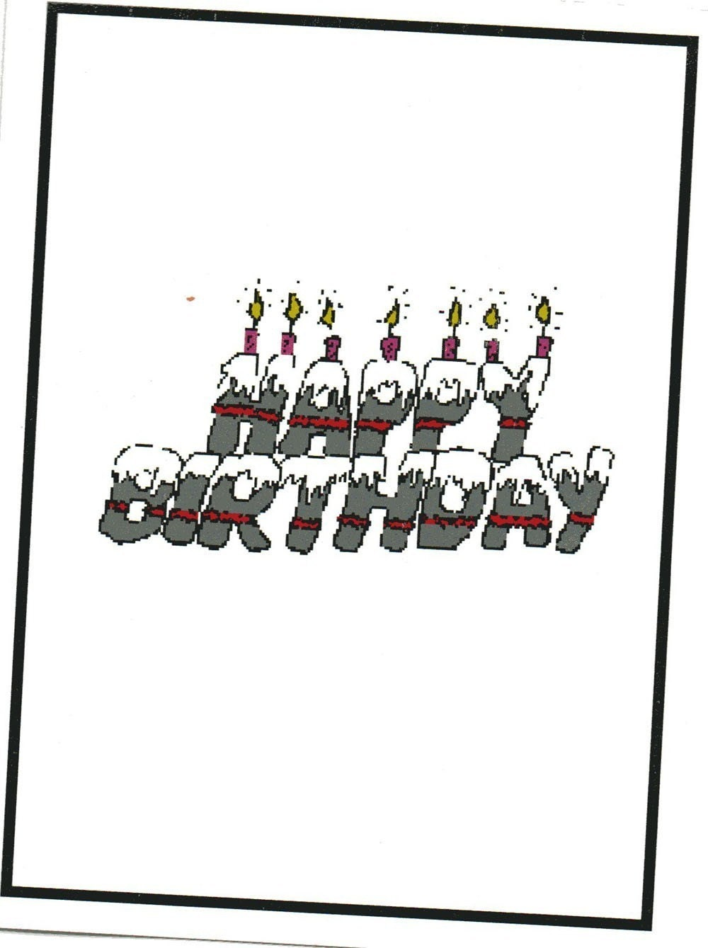Mature Happy Birthday Greeting Card - Adults Only. From naughtyornicecards