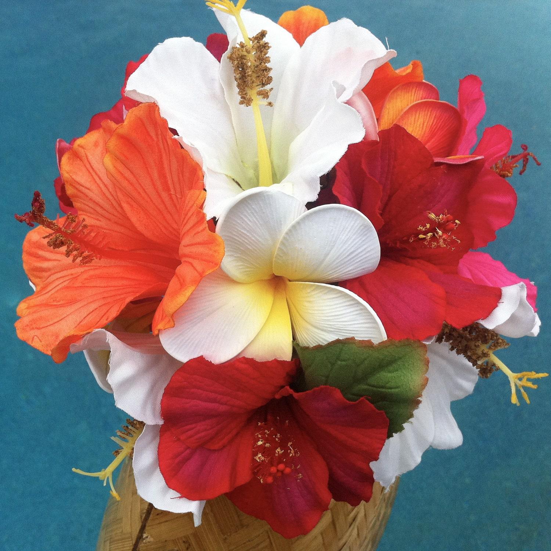 Hibiscus Paradise Bouquet