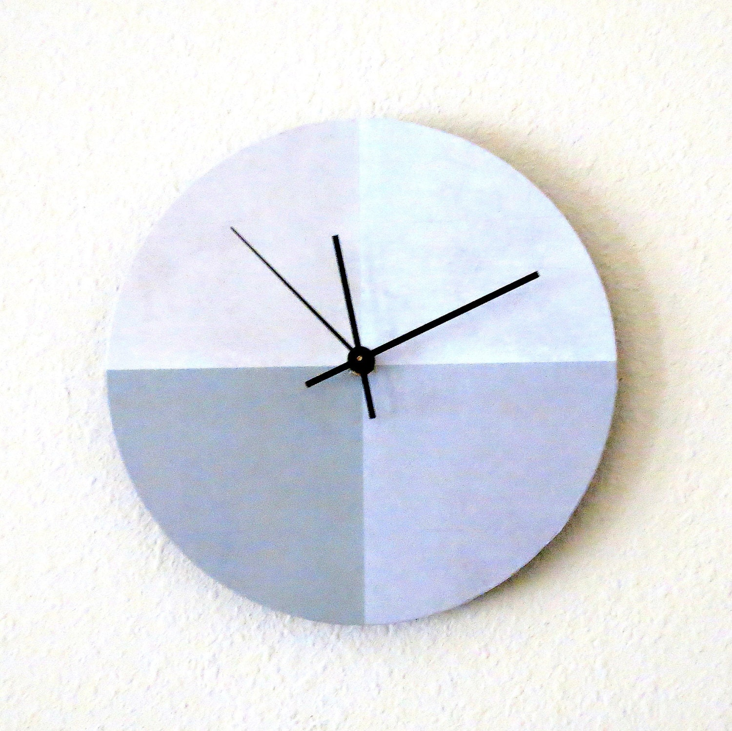 Minimalist Wall Clock Home And Living Home Decor By