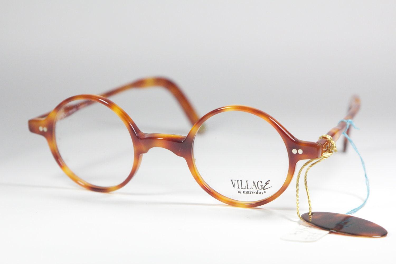 Small Round Eyeglasses