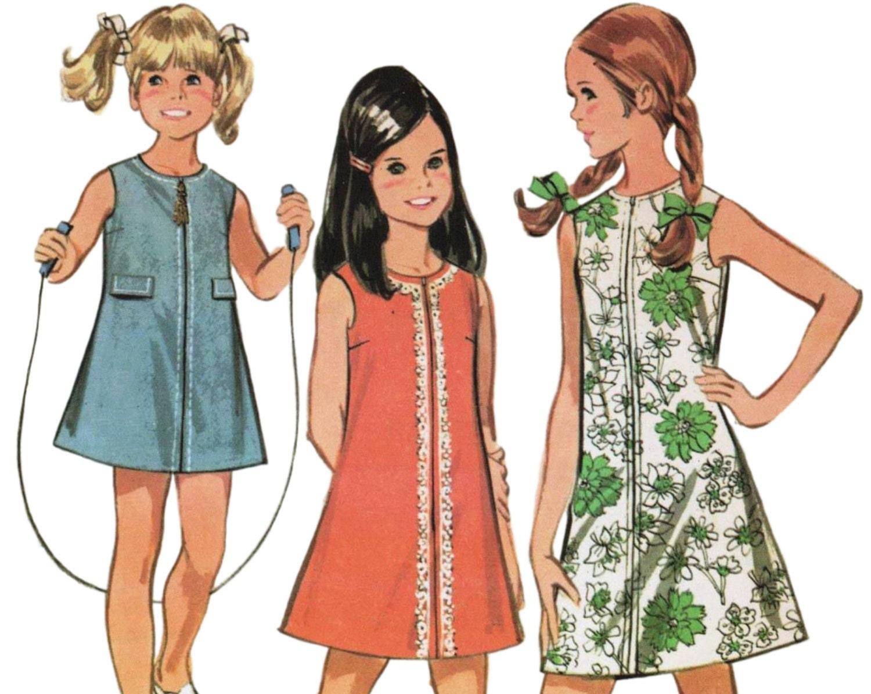 Vintage 1960s Dresses at RustyZipperCom Vintage Clothing