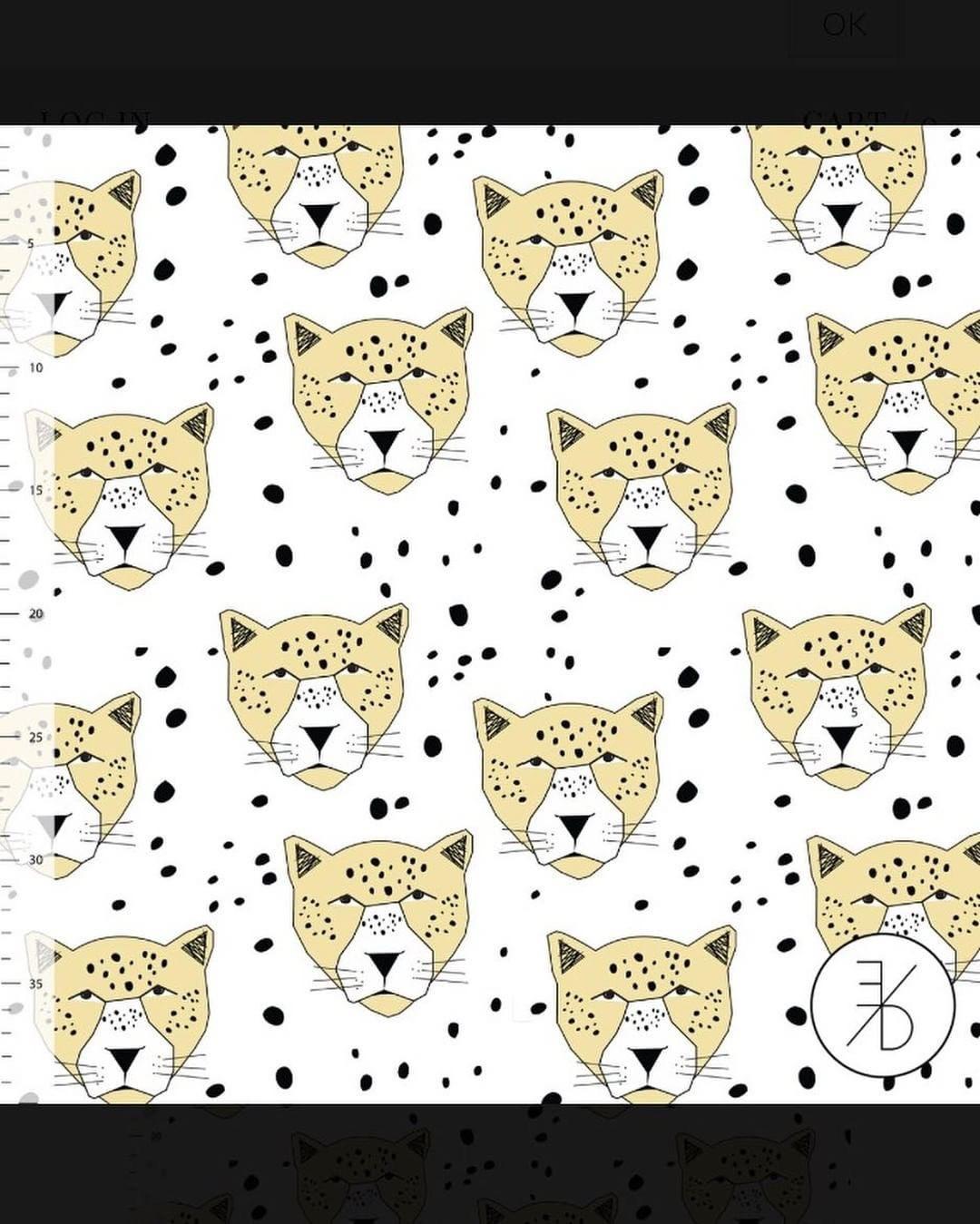 White Cheetah Baby leggings  toddler leggings  kids trousers