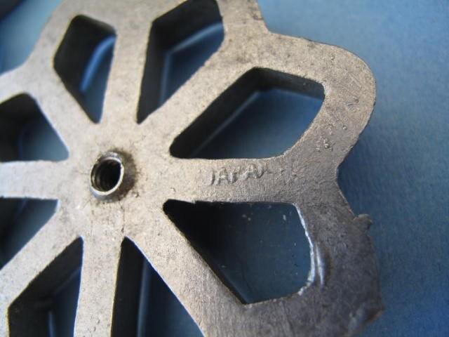 Vintage Metal Cookie Cutters Aluminum Baking By