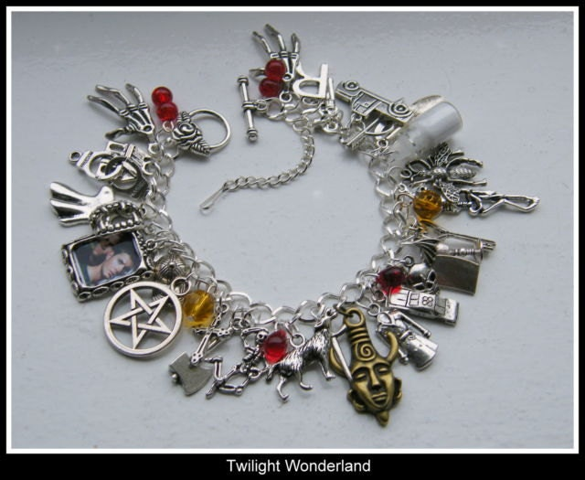 supernatural charm bracelet dean sam by