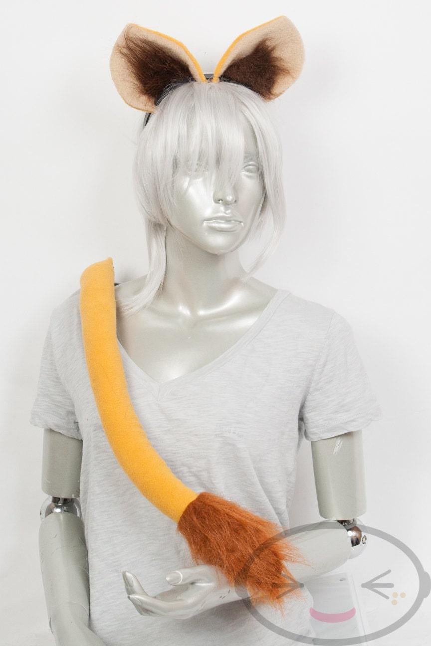 Lion tail costume - photo#7