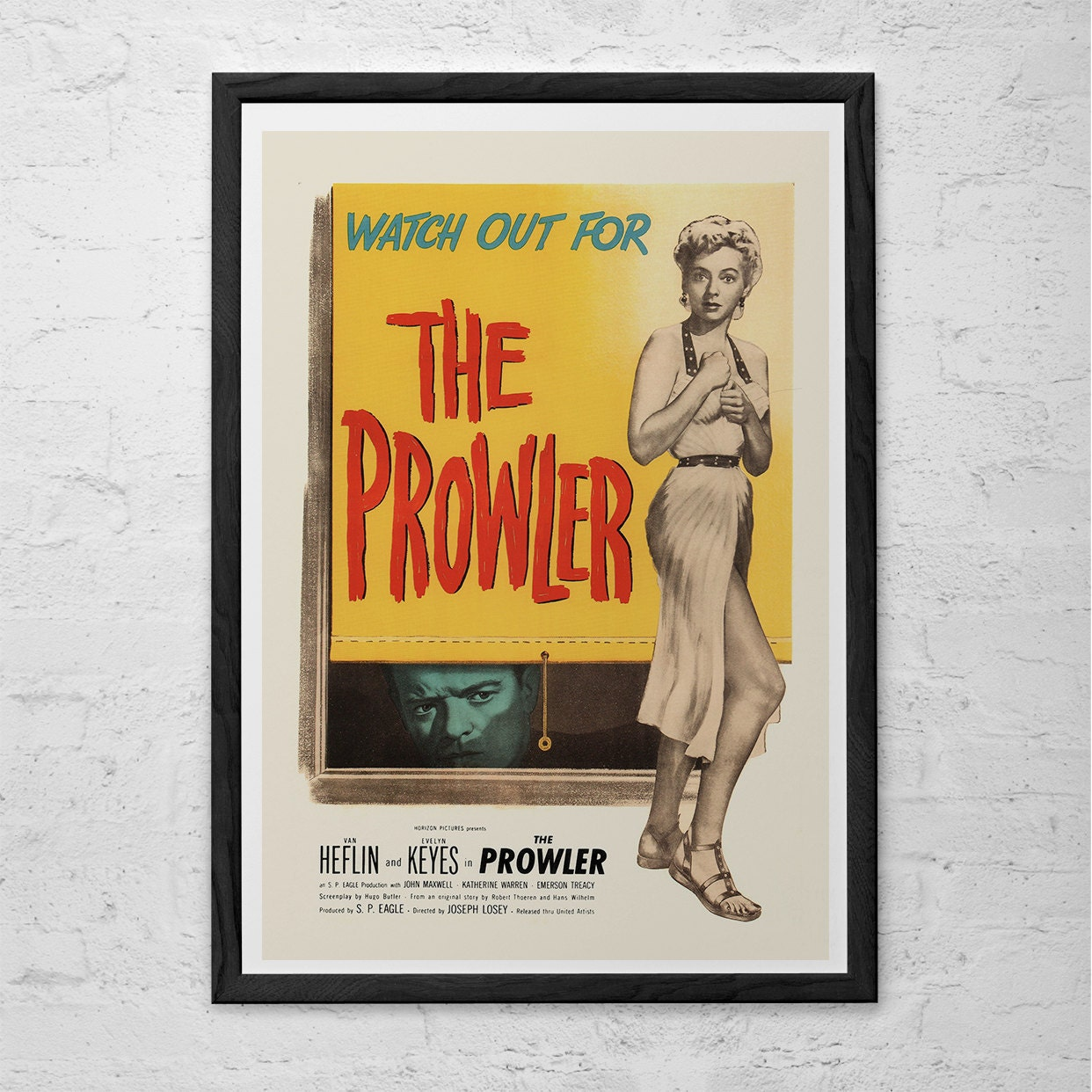 Movie poster reproductions for sale