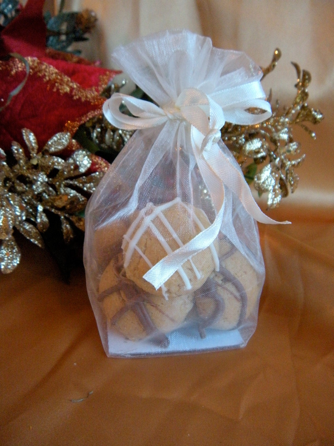 homemade holiday party favors baby shower food honey by jcbees