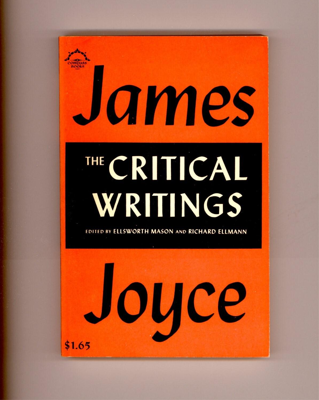 critical essay james joyce