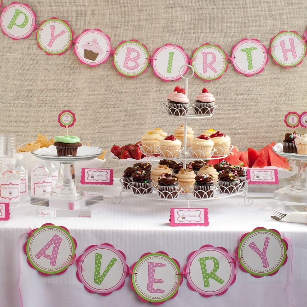 Bữa tiệc cupcake 6