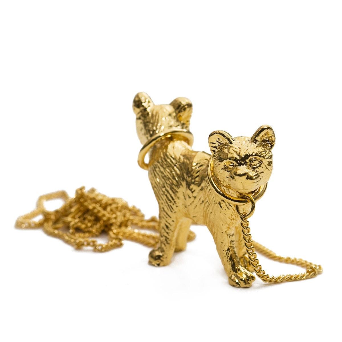 KittyKitty necklace GOLD