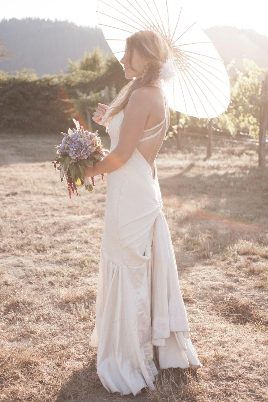 Autumn star organic cotton lace hemp silk by autumnstarlight for Organic cotton wedding dress