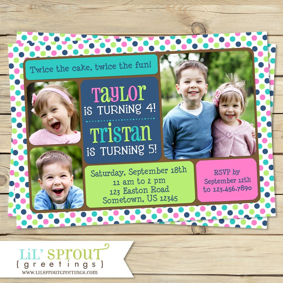 Electronic Birthday Invitation for awesome invitation sample