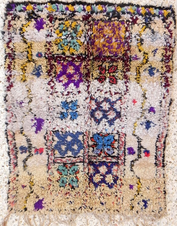 berber rag rug/carpet