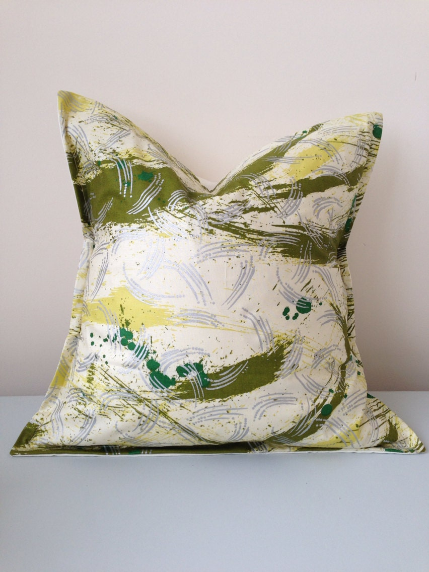 Olive Green Decorative Pillow : 301 Moved Permanently