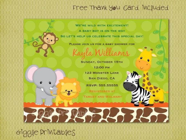 Print Invitations Walmart with nice invitations example
