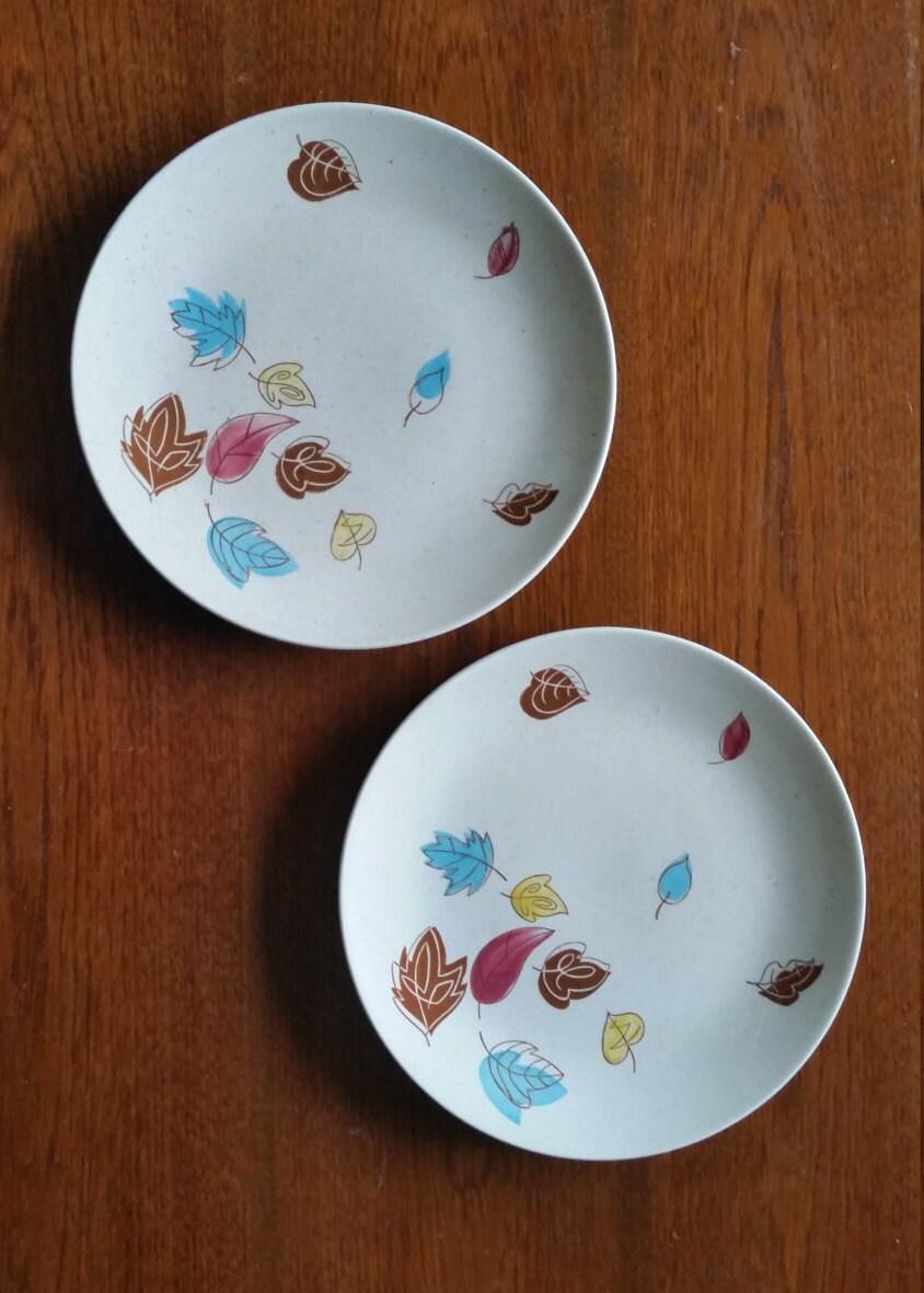 Creamer cream  sugar bowl bohemia czechoslovakia empire blue w/gold trim china