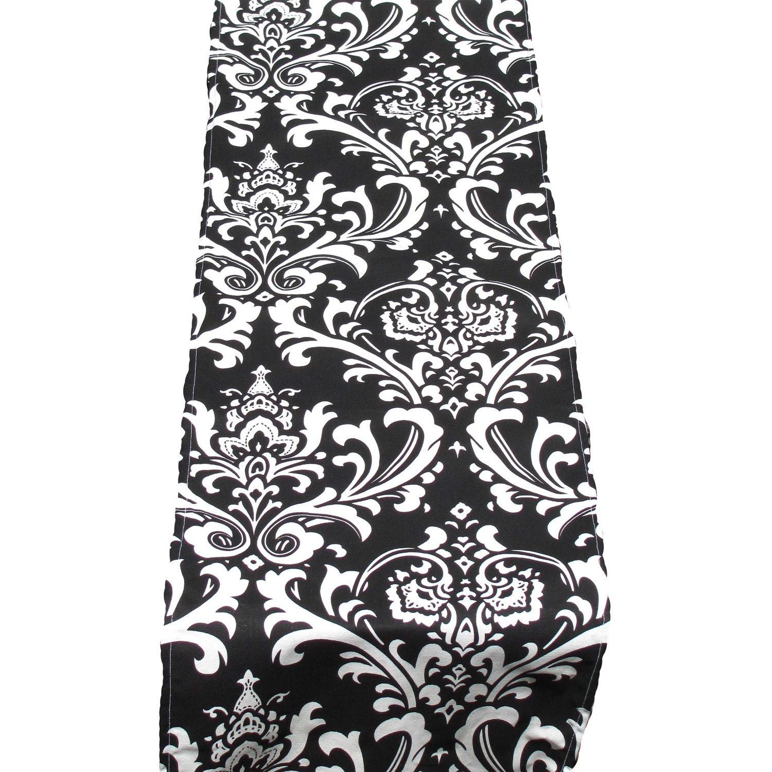 Wonderful Black and White Damask Table Runner 1500 x 1500 · 399 kB · jpeg