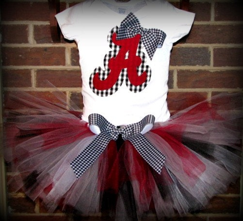 Alabama Football Baby Clothes