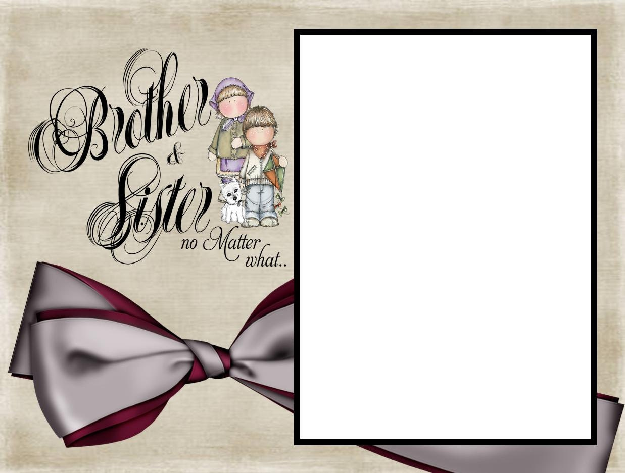 Brother And Sister Photo Frames - Proga | Info