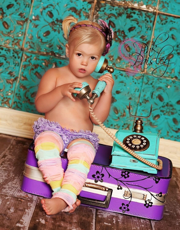 Сирень Ruffle Бум Блумер - младенческой, Малыш и малыши Размеры