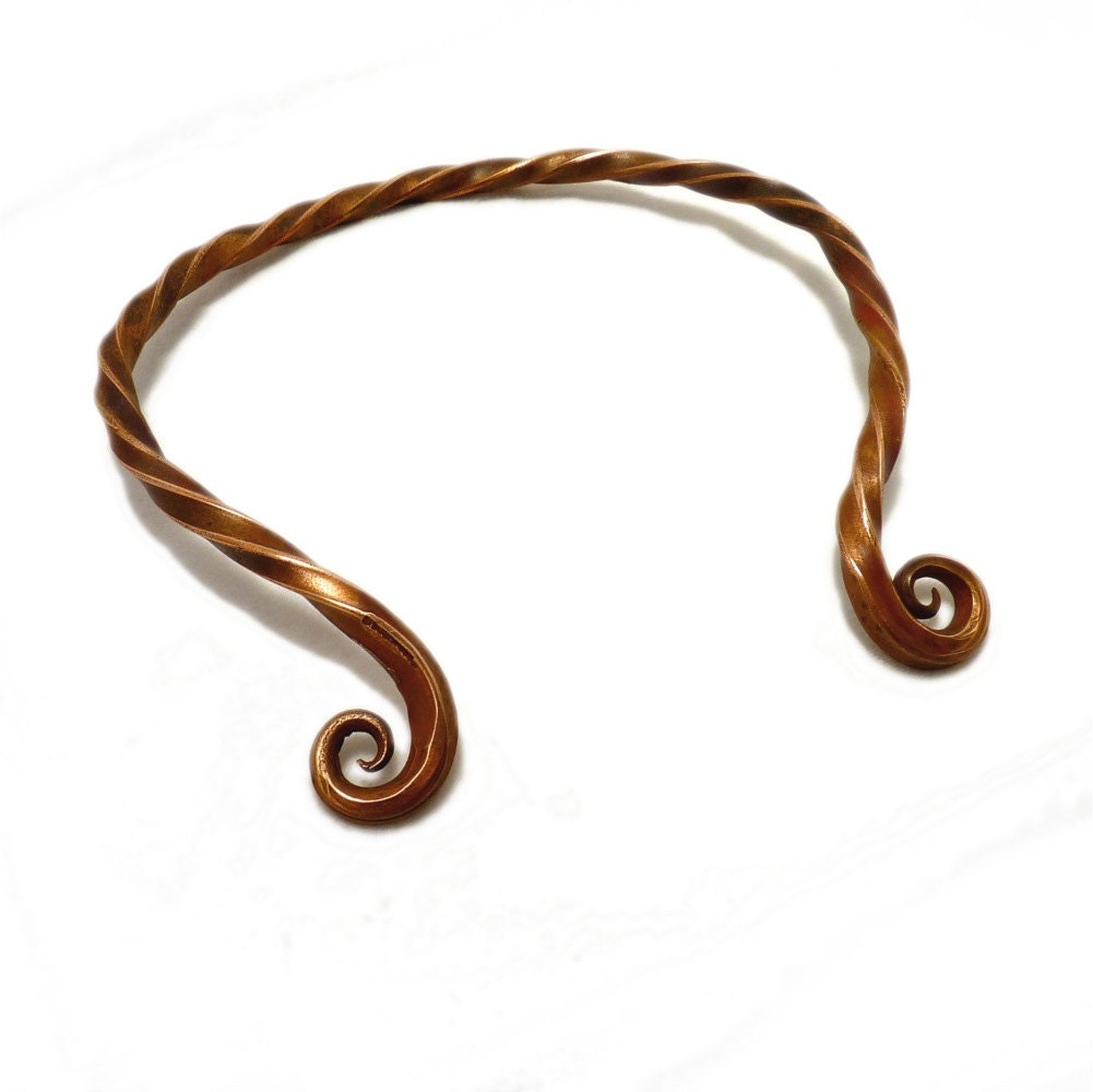 how to make a viking torc