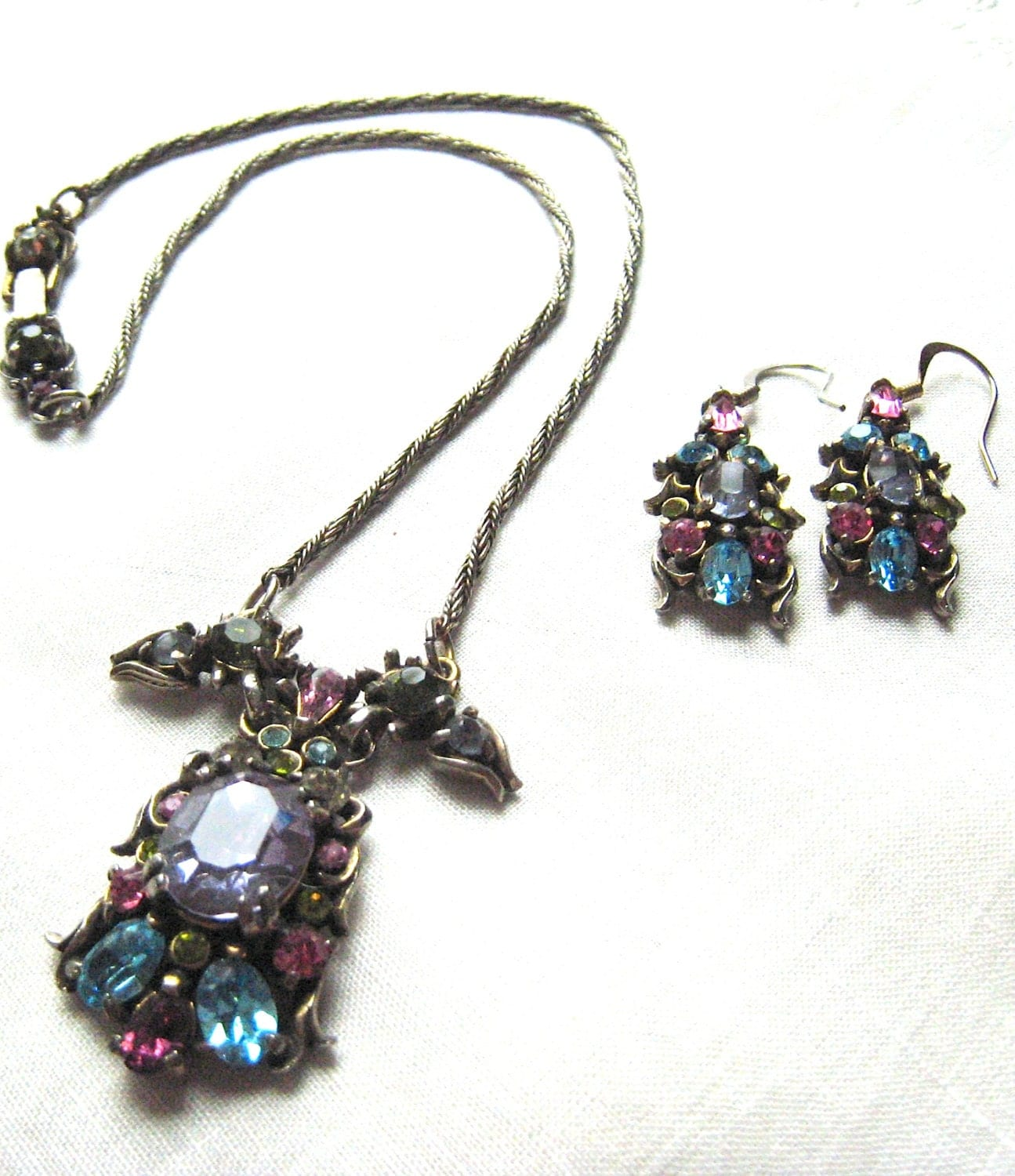 Hollycraft Vintage Jewelry 33