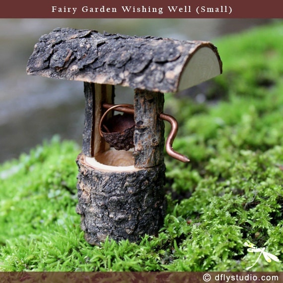 how to make a small wishing well