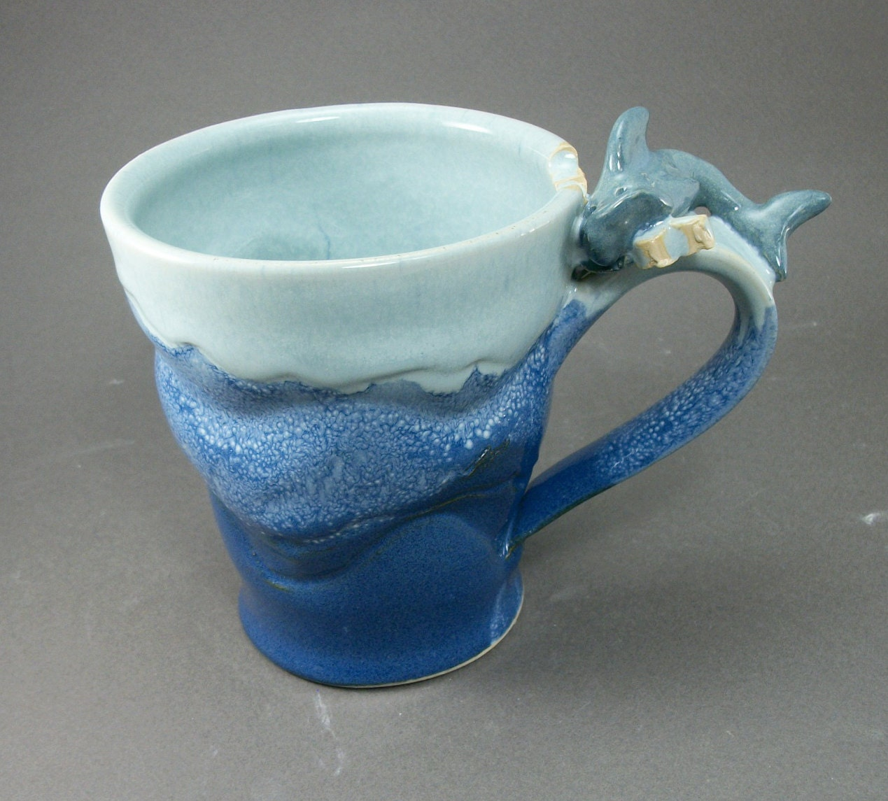 special order shark mug for LC