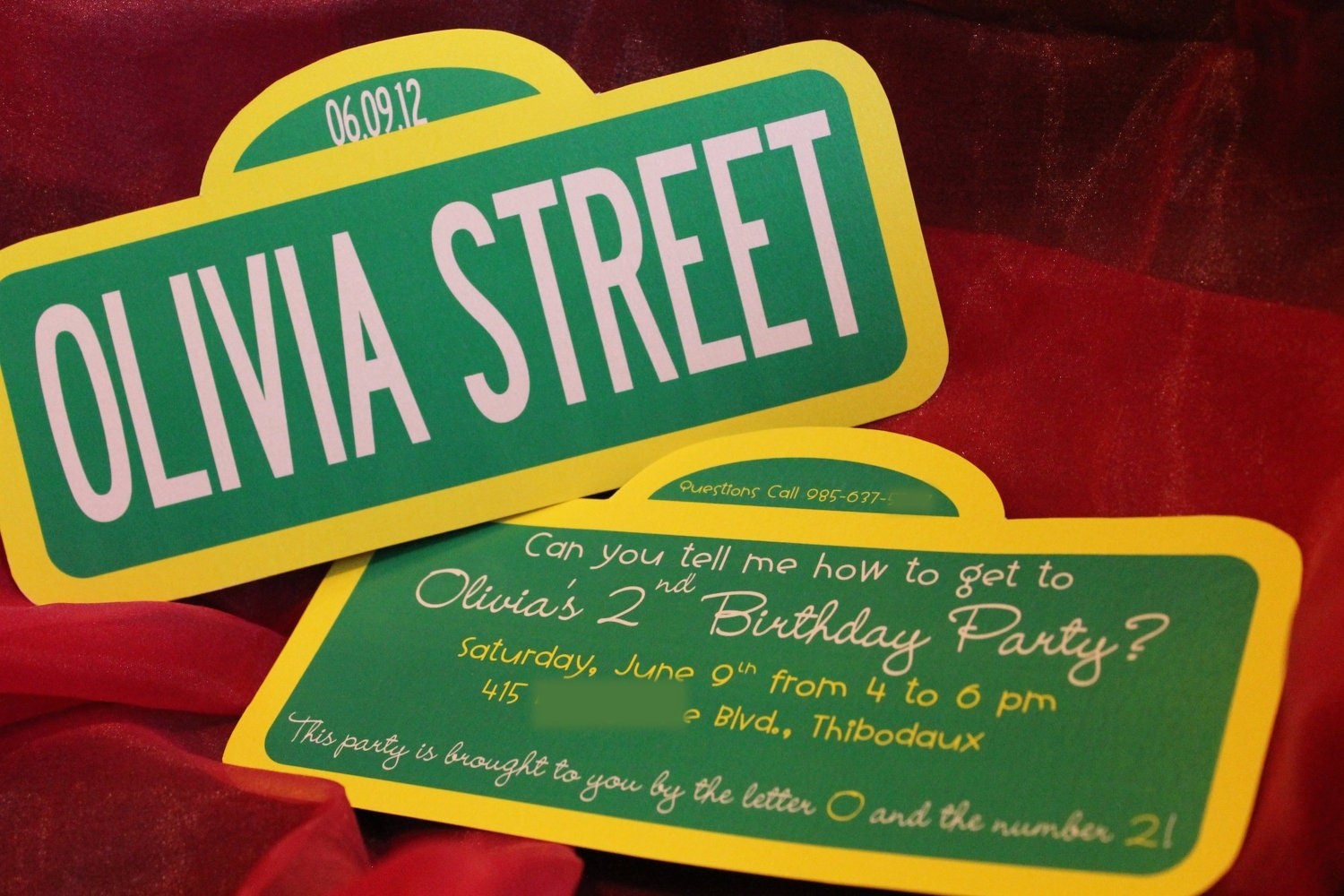 Sesame Street Party Invitations can inspire you to create best invitation template