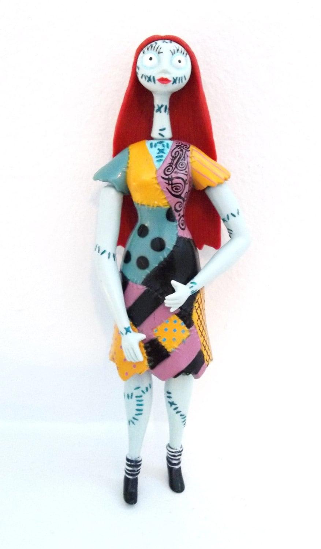 Tim Burton's Nightmare Before Christmas Sally by PopCulturelle