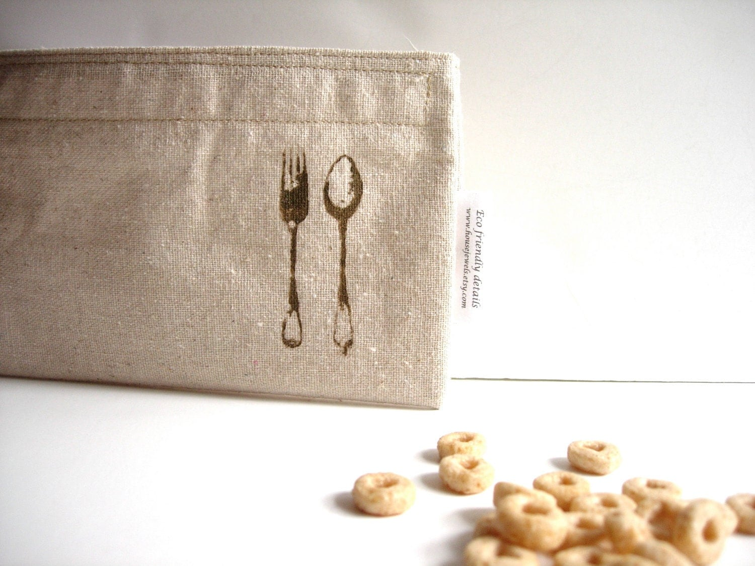 DINE Eco Friendly Reusable Snack Bag