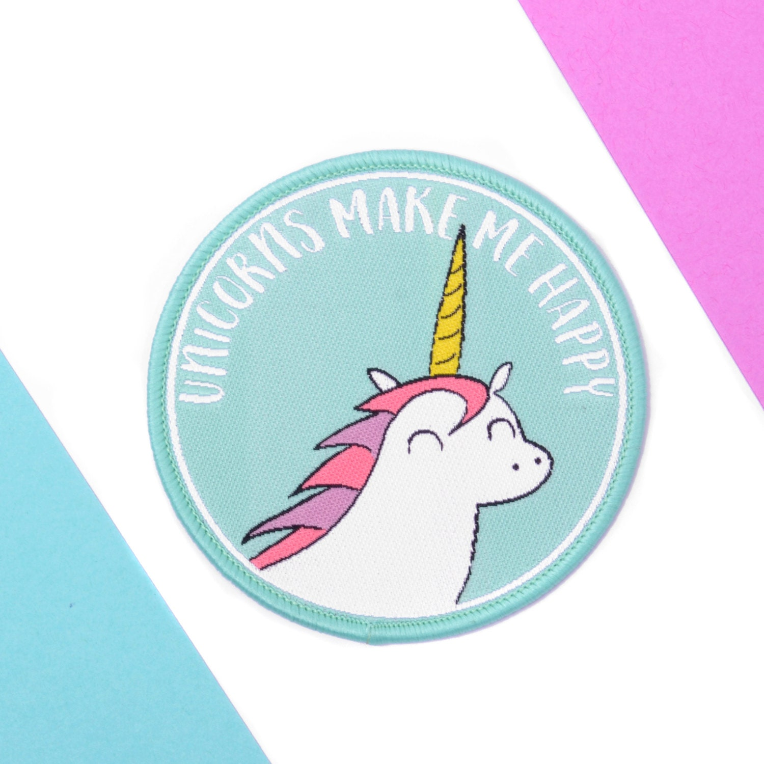 Patches  Unicorn Patch  Iron On Patch  Unicorn Gifts Unicorn Embroidered Patch Kawaii Patch Cute Unicorn Gifts Unicorn Party Bag Fillers