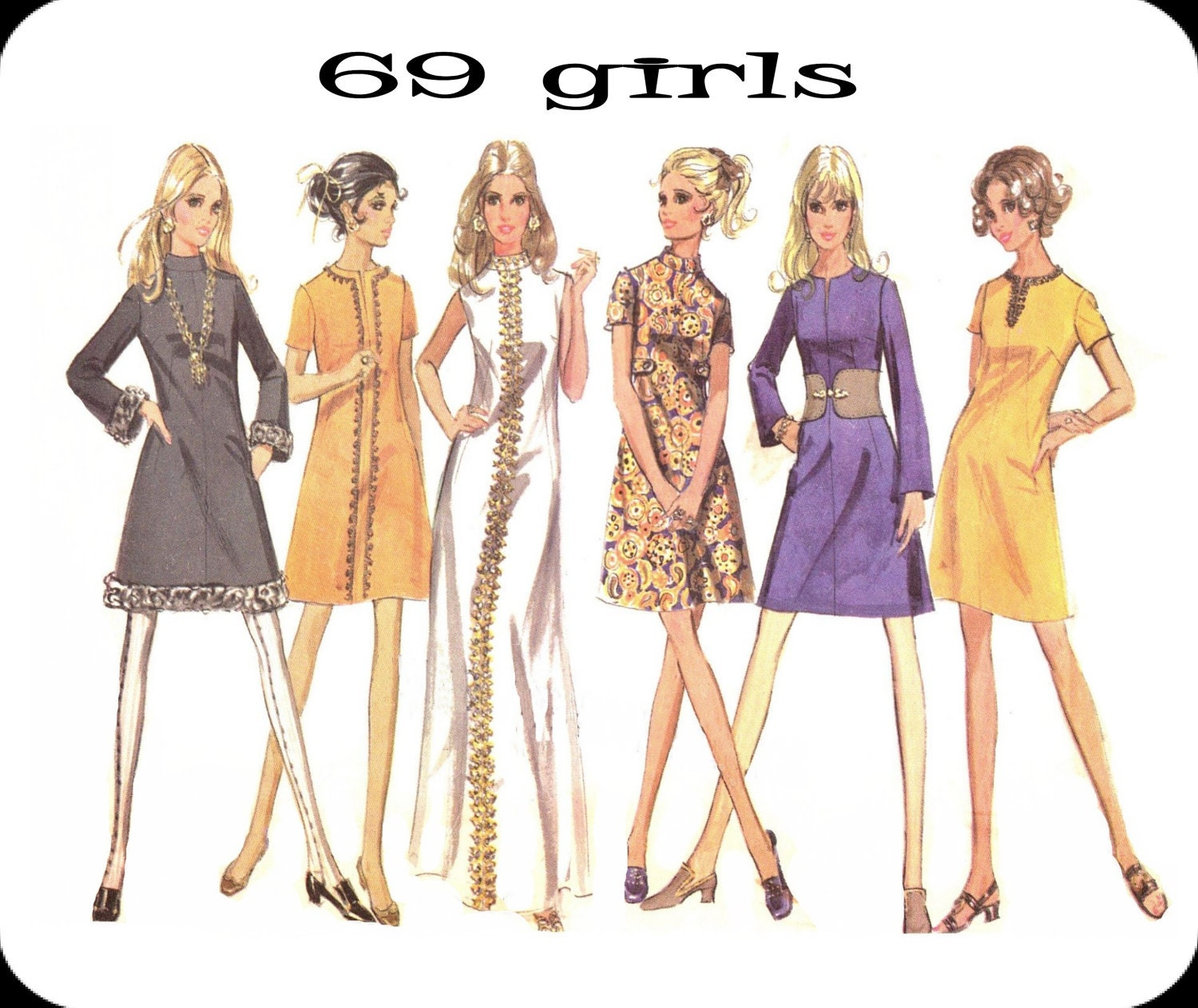1960s in Western fashion  Wikipedia