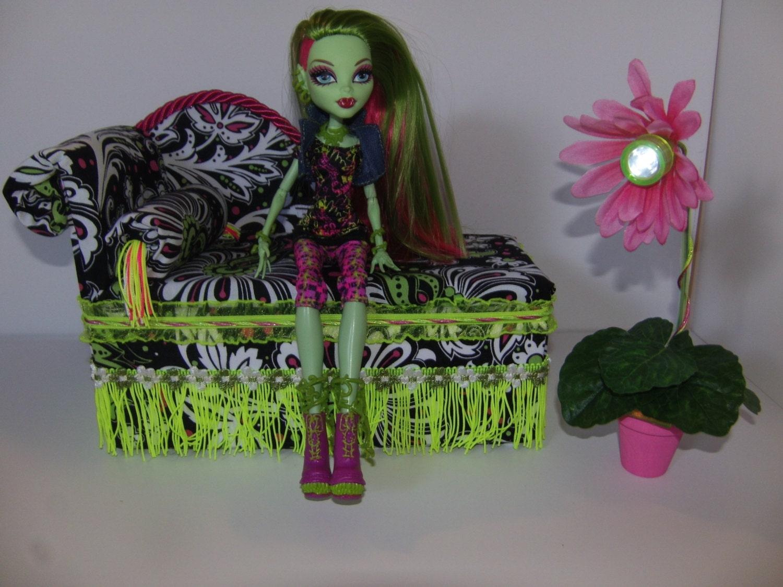 Как сделать мебель для кукол монстер хай? LS 5